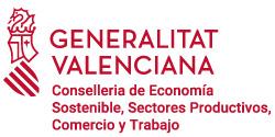 Generalitat Valenciana. Consellería de Economía Sostenible, Sectores Productivos, Comercio y Trabajo