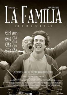 Cartel de la película La Familia